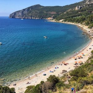 Clean water: Tuscany's blue-flag beaches for 2017