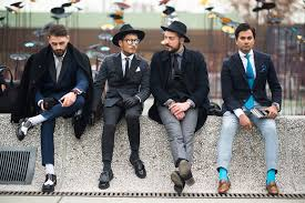 Men's fashion and lifestyle collections at Pitti 92