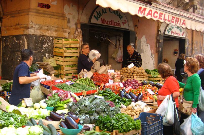 mercato sicilia